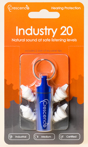 Crescendo Industry 20 Ear Plugs