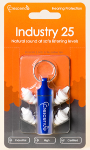 Crescendo Industry 25 Ear Plugs